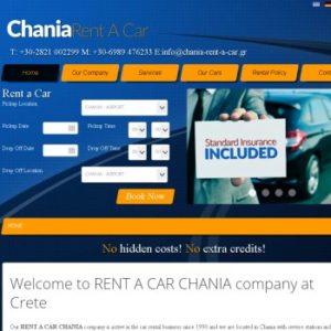 Chania Rent a Car