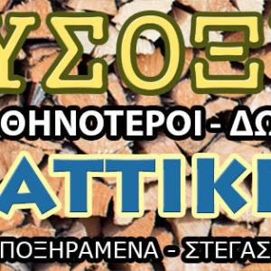 ΚΑΥΣΟΞΥΛΑ ΑΤΤΙΚΗ