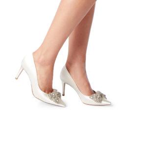 Νυφικο παπούτσι