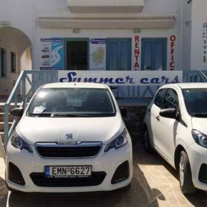 Summer Cars Naxos