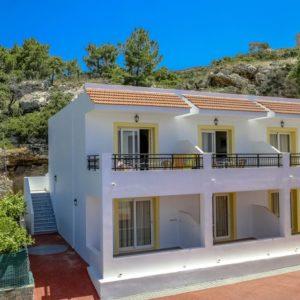 Coloma Apartments - Pefki, Lindos, Rhodes, Greece