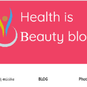 Health is Beauty blog
