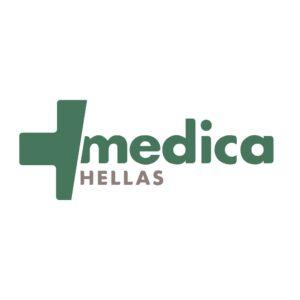 Λογότυπο της Medica Hellas