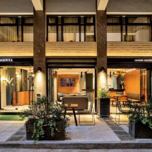 Magenta Luxury suites & rooms